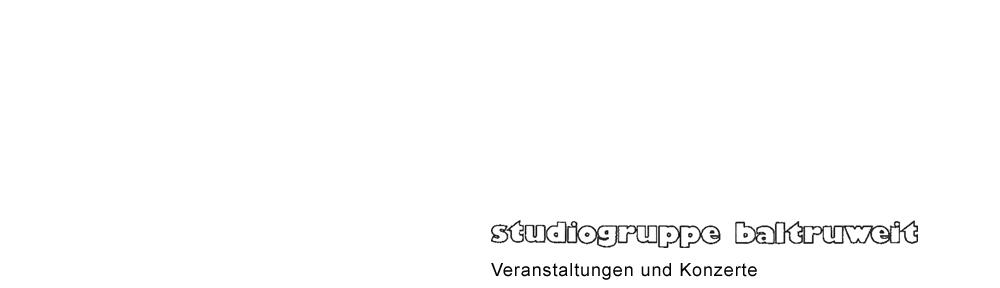 Studiogruppe Baltruweit