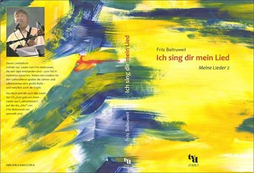 Ich sing dir mein Lied - Meine Lieder 2